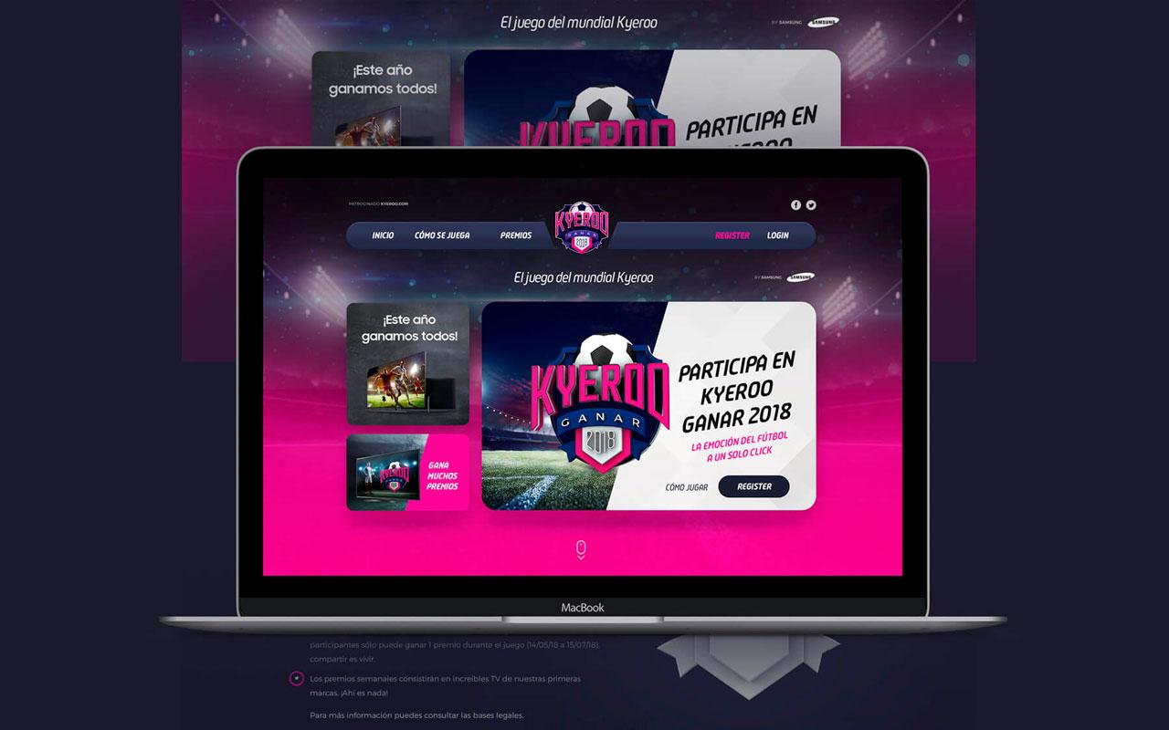 Kyeroo Game 2018